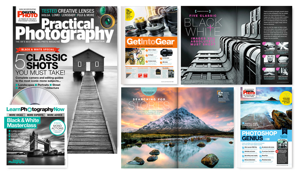 October 2017 issue of Practical Photography