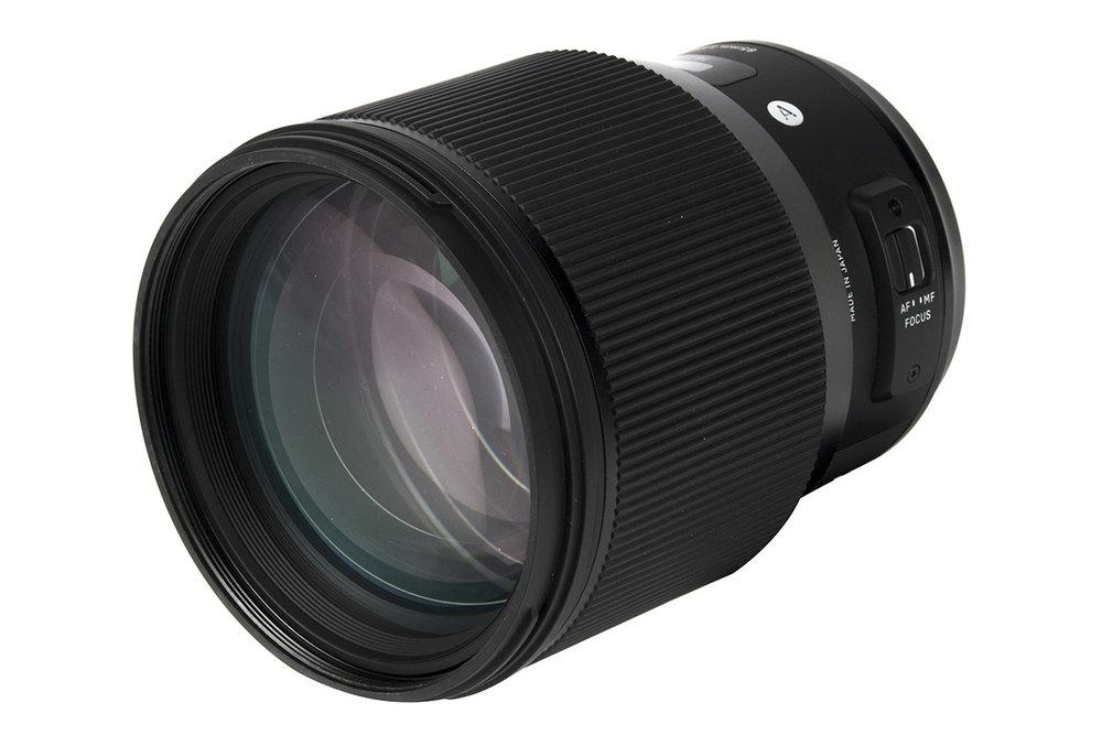 Sigma 85mm f/1.4 DG HSM | Art