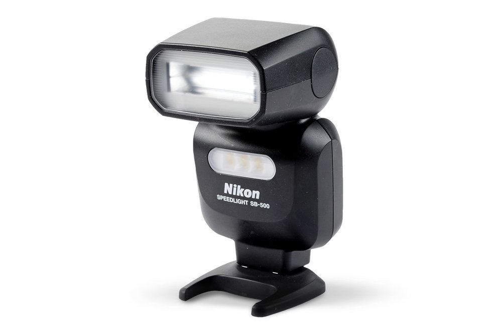 Nikon SB-500 flashgun
