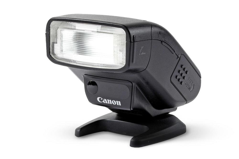 Canon 270EX II flashgun