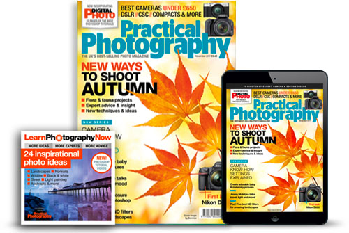 November 2017 issue of Practical Photography