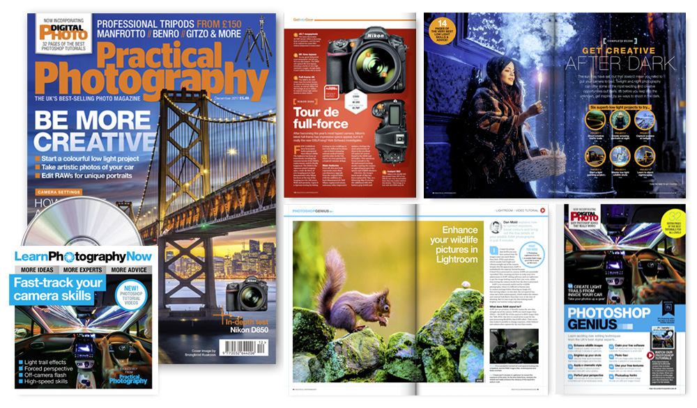 December 2017 issue of Practical Photography
