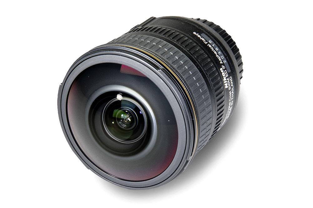 Nikon AF-S Fisheye 8-15mm f/3.5-4.5 ED