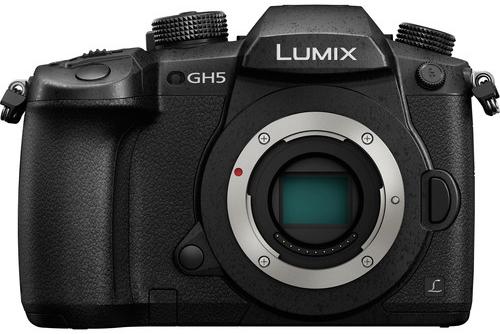 The GH5 broke new ground in hybrid stills/video cameras