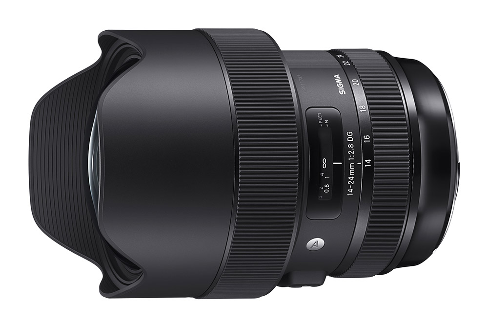 The Sigma 14-24mm f/2.8 DG HSM | Art is a premium ultra-wide-angle lens