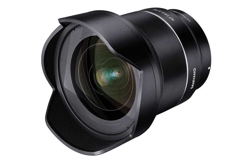 Samyang AF 14mm f/2.8