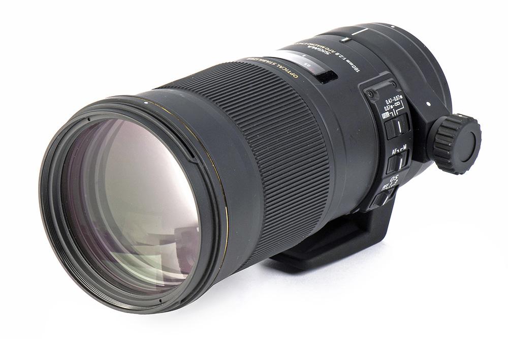 Sigma 180mm f/2.8 EX DG OS HSM APO