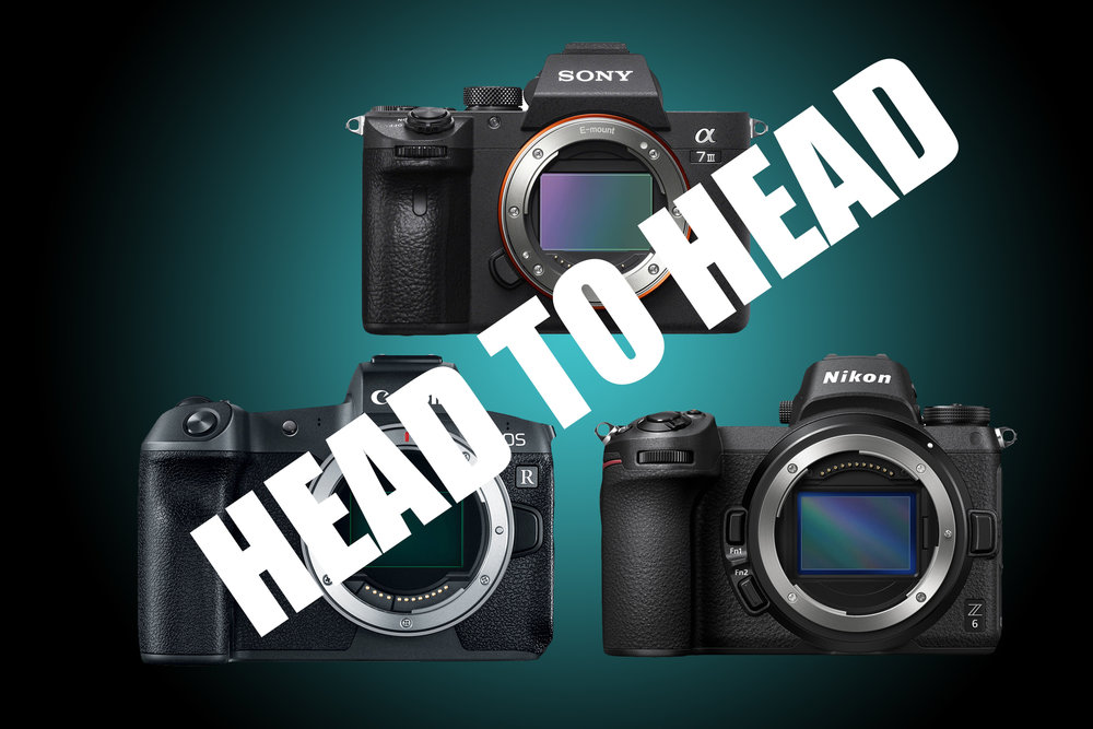 We take a look at the Nikon Z6 and Canon EOS R to see if they can challenge the might of the Sony A7 III