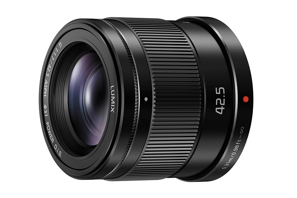 Panasonic 42.5mm f/1.7 ASPH POWER O.I.S.