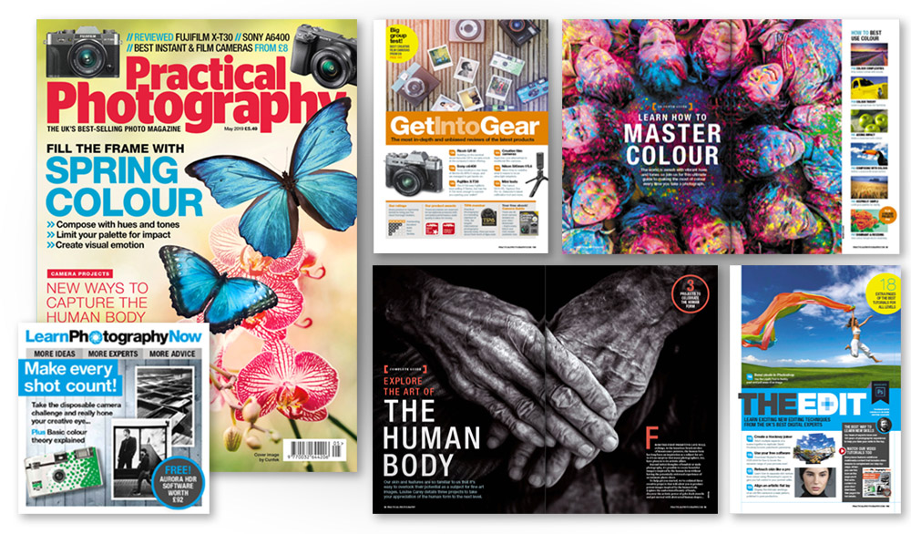 May 2019 issue of Practical Photography magazine