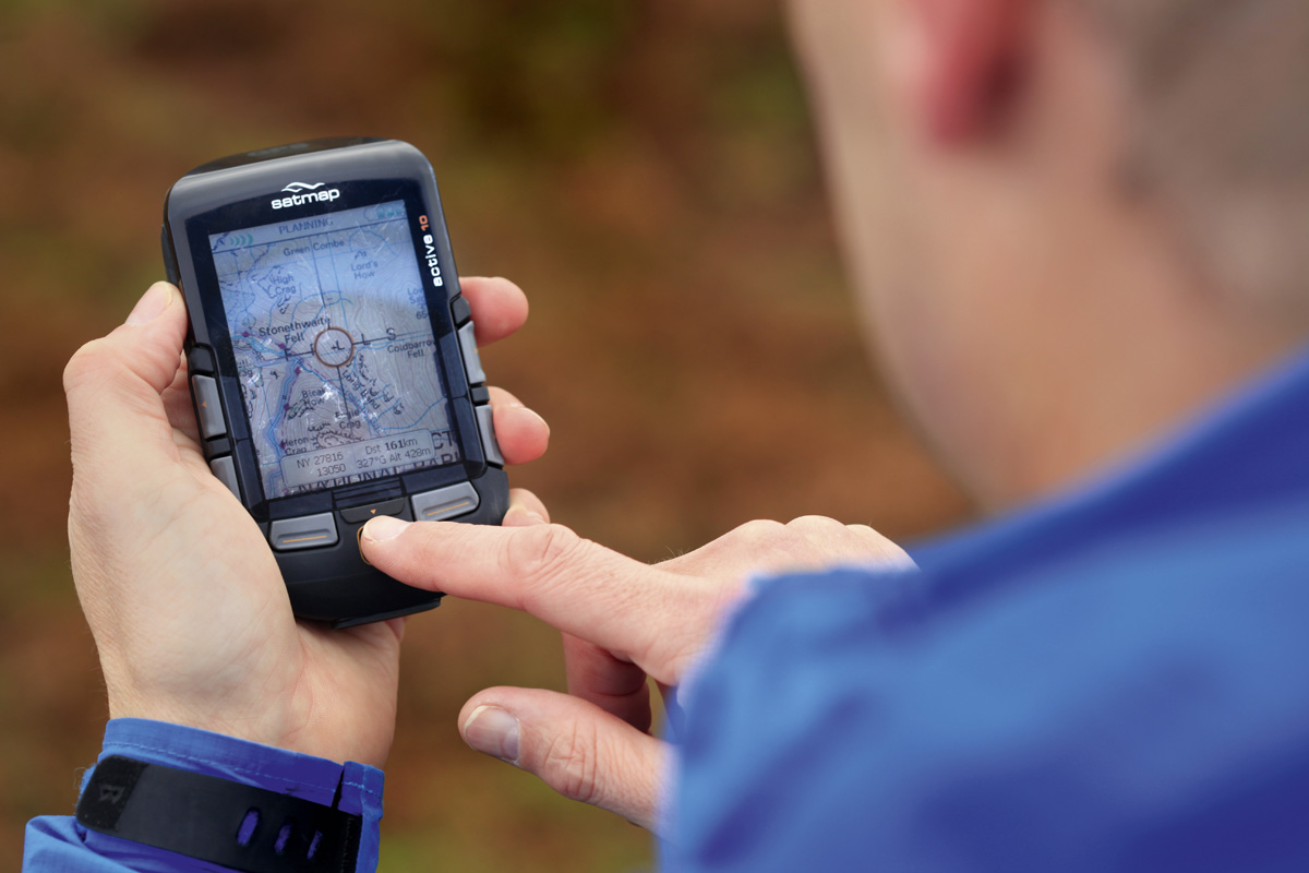 Gear GPS — Live for the Outdoors