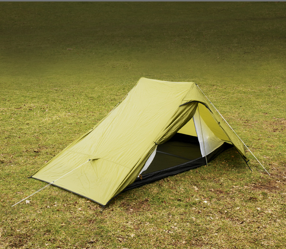 Review by Graham Thompson First published in Trail magazine August 2008 & Mountain Equipment AR Ultralight II tent (2008) u2014 Live for the Outdoors