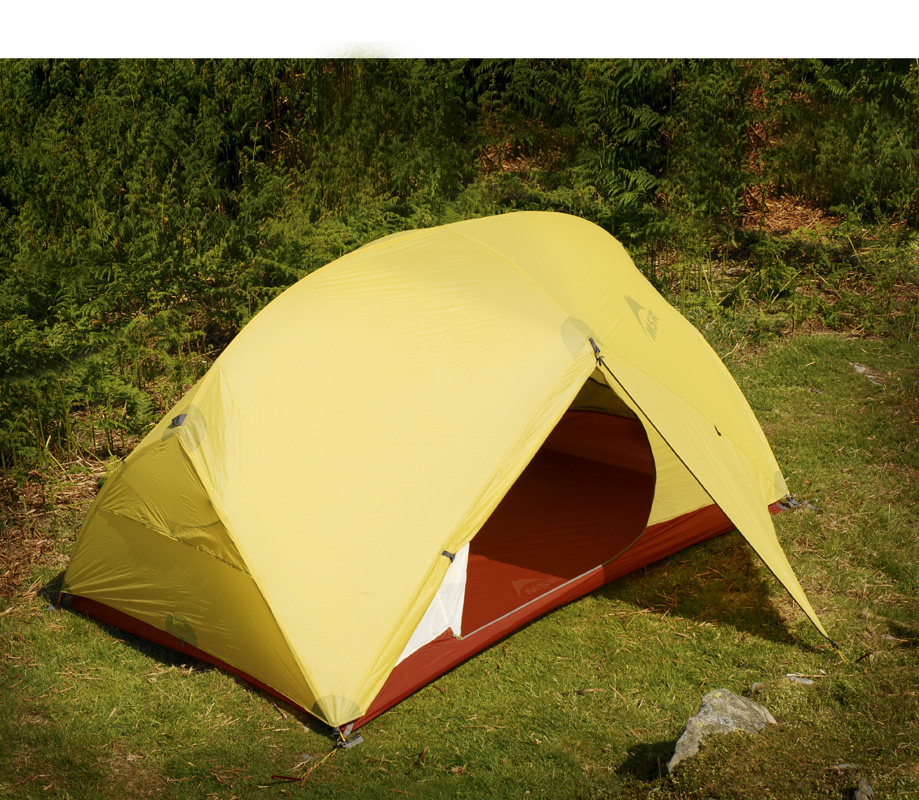 Review by Graham Thompson First published in Trail magazine August 2008 & MSR Hubba Hubba HP tent (2008) u2014 Live for the Outdoors