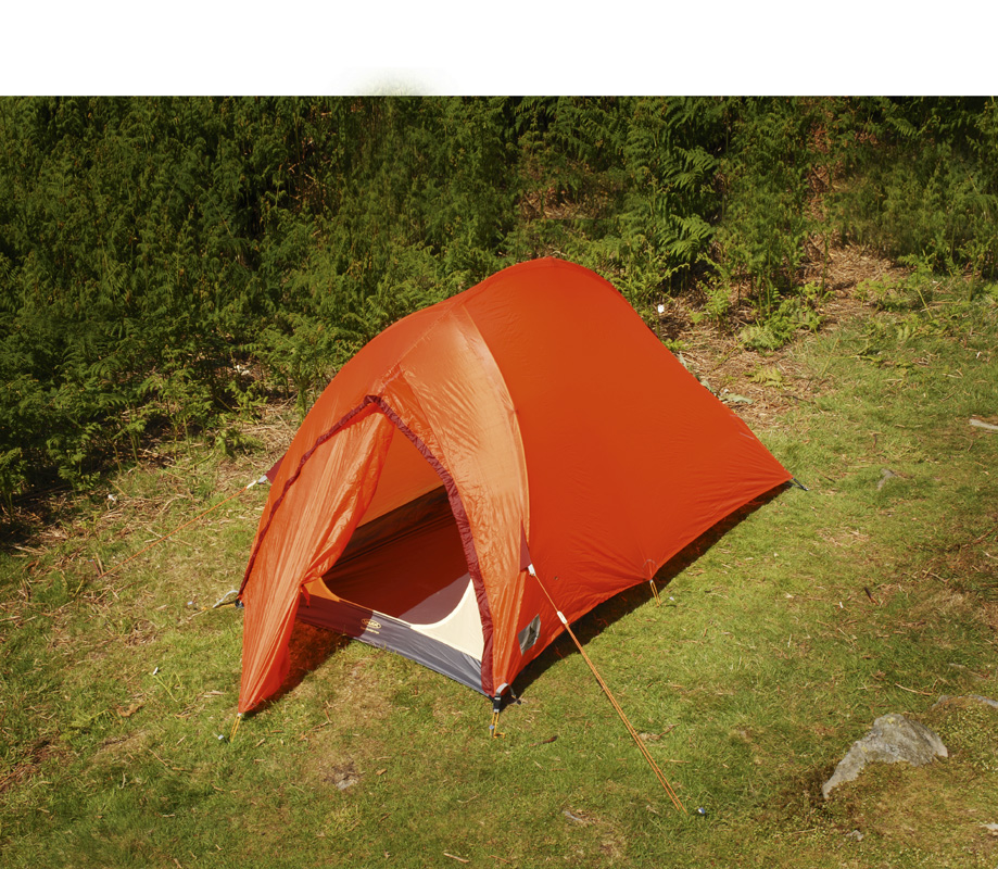 Review by Graham Thompson First published in Trail magazine August 2008 & Vaude Hogan Ultralight Argon tent (2008) u2014 Live for the Outdoors