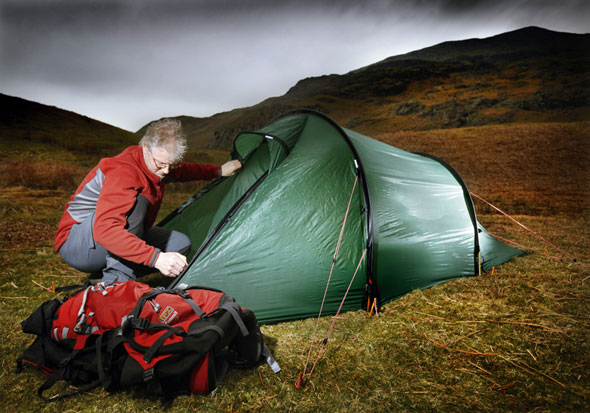 Review by Graham Thompson First published in Trail magazine July 2009 & Hilleberg Nallo 2 2009 u2014 Live for the Outdoors