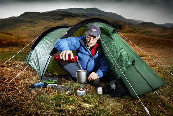 Review by Graham Thompson First published in Trail magazine July 2009 : tera nova tent - memphite.com