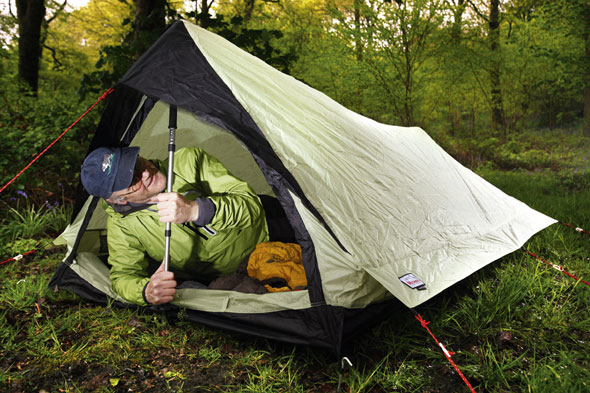 Review by Graham Thompson First published in Trail magazine August 2009 & Robens Summer Wind u2014 Live for the Outdoors