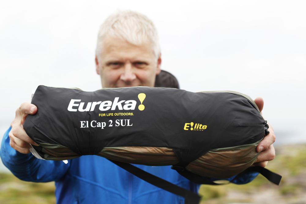 First test: Eureka! El Cap 2 SUL (2012)
