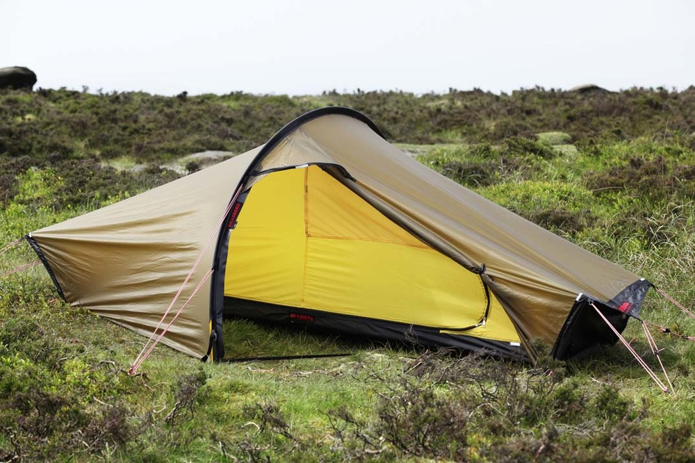 Hilleberg Akto Outer Tent Weight