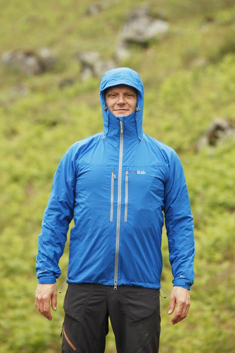 Rab Mens Vapour-Rise Alpine Active Insulation Jacket