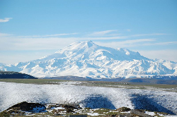 Mount Elbrus - Europe's highest