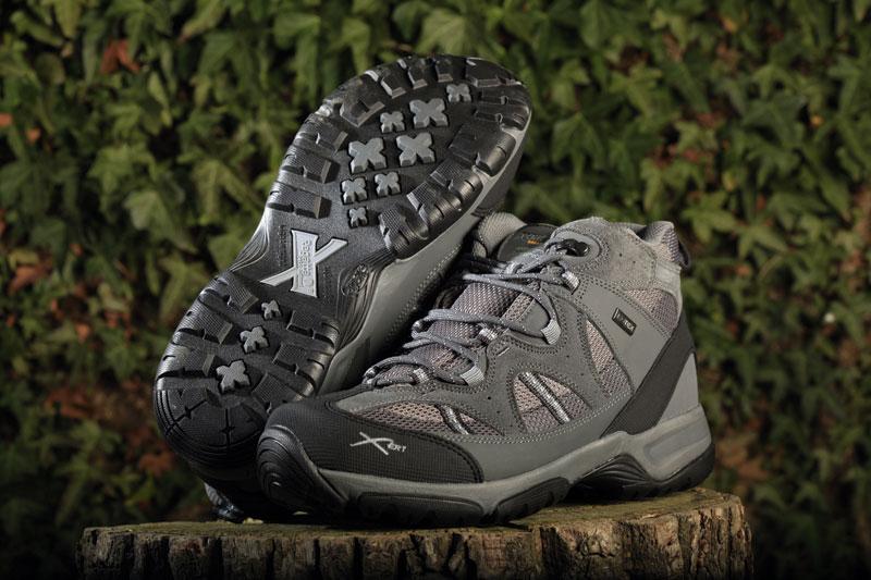 Regatta grey Mid Walking Boots Size UK3//EU36 for