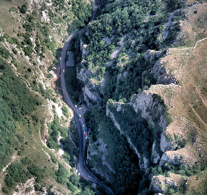 Cheddar Gorge by Apringstone