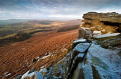 Stanage Edge by PaulR