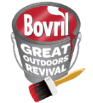 Bovril Great Outdoors Revival project logo