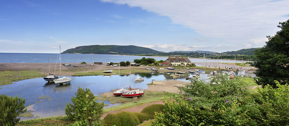 Porlock.  Photograph : Nick Hallissey / Country Walking Magazine