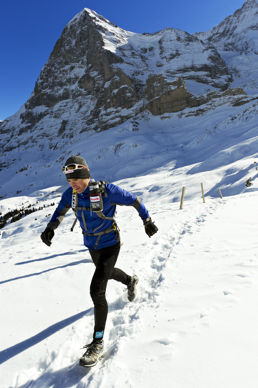 Ueli Steck. Photograph: Dan Patitucci / www.patitucciphoto.com