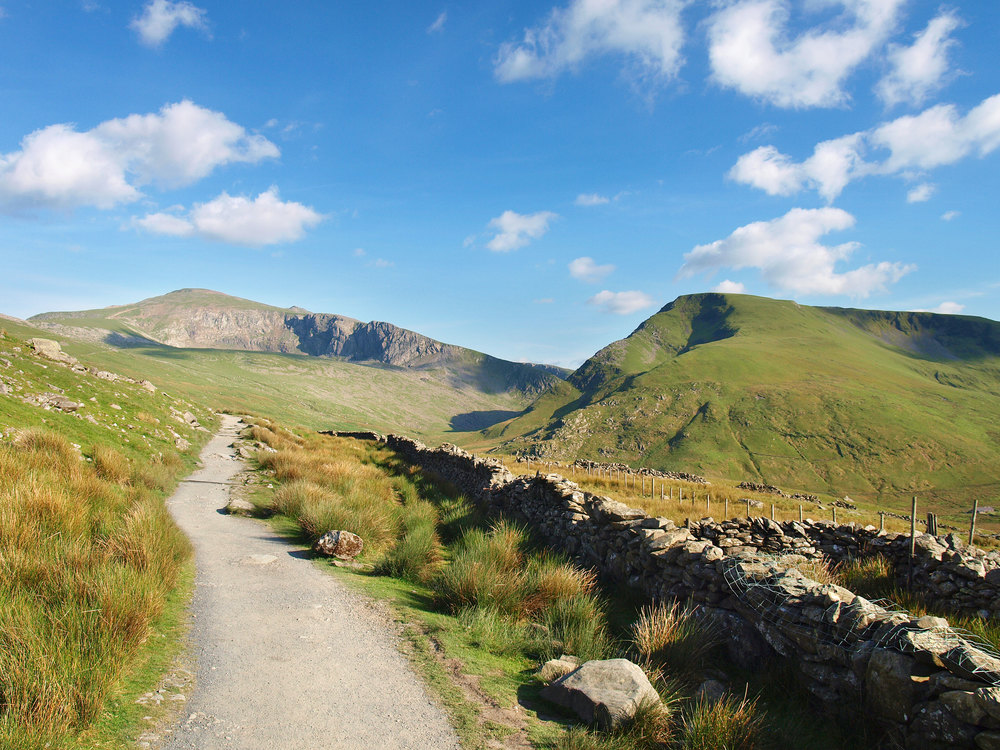Snowdon's Llanberis Path.