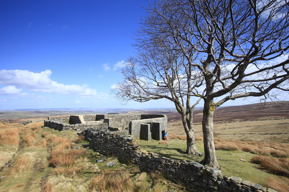 Top Withins Cottage. Photo Tom Bailey © Country Walking Magazine
