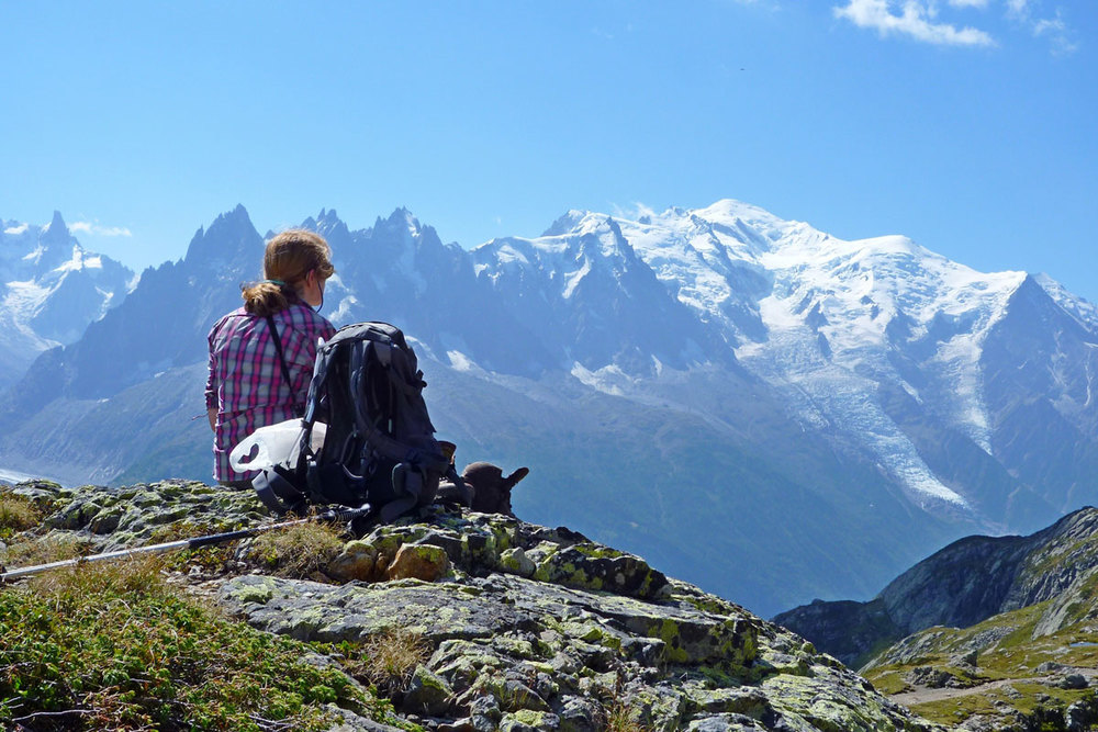 The ultimate trek - Tour du Mont Blanc