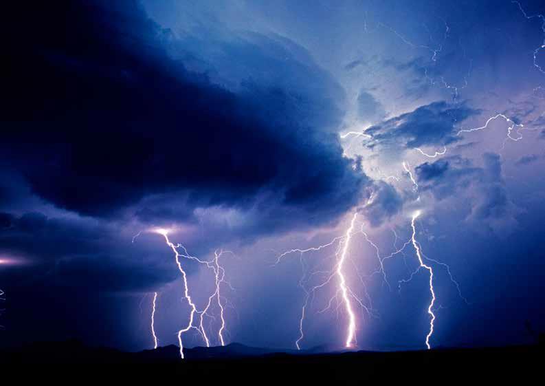 ATTRACT LIGHTNING lightning proof tents