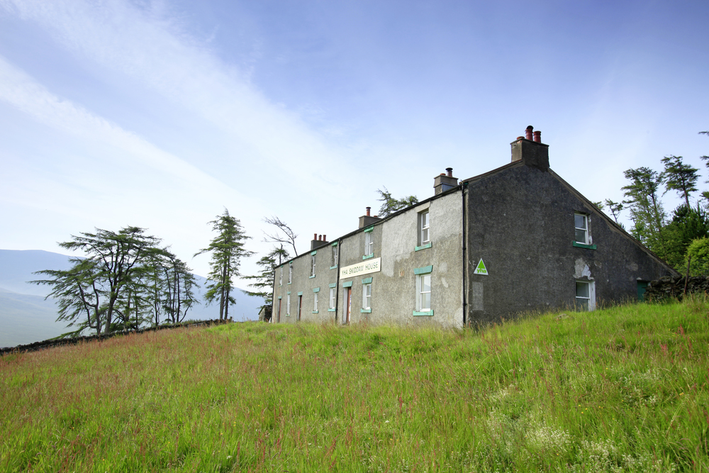 Splendid isolation at Skiddaw House. Photo: Tom Bailey / Country Walking