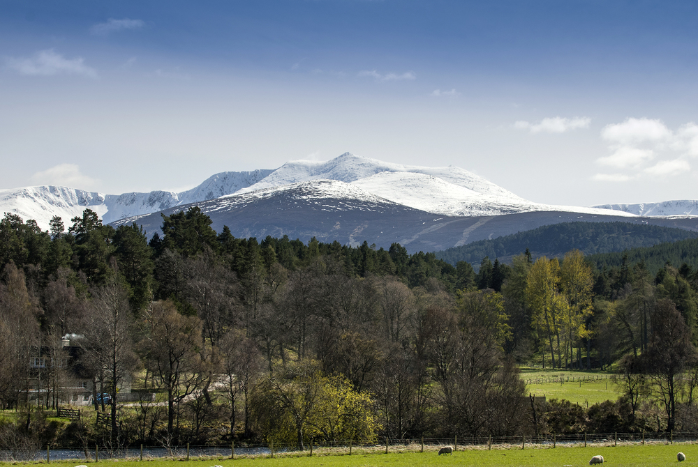 The remarkable Lochnagar, which was evoked by Byron. Photo: Alamy