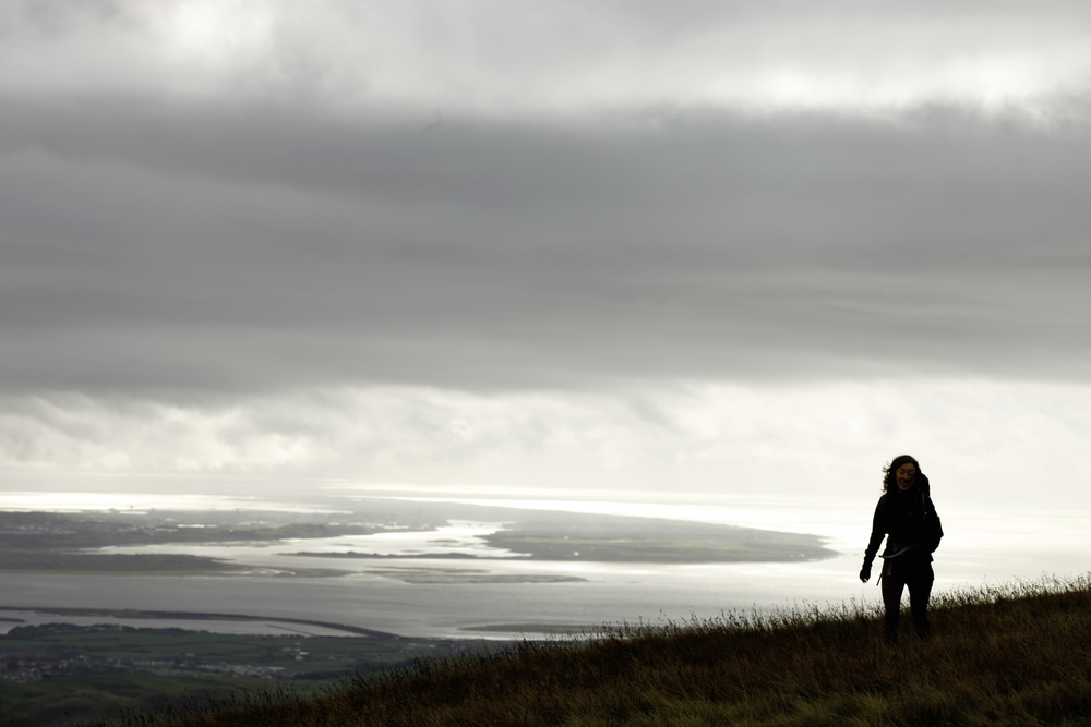 Near the summit of Black Combe, looking south. Photo: Tom Bailey / Trail Magazine