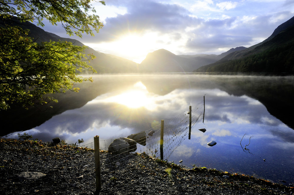 The gorgeous view down Crummock Water. Photo: Matthew Roberts / Country Walking