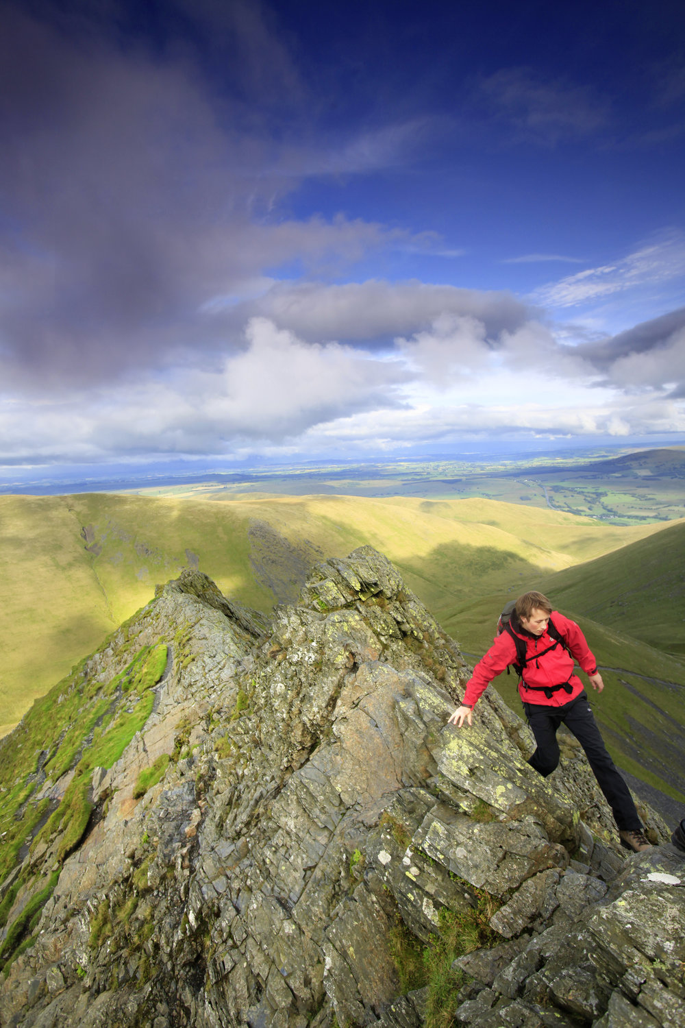 Sharp Edge. Photo Tom Bailey / Trail