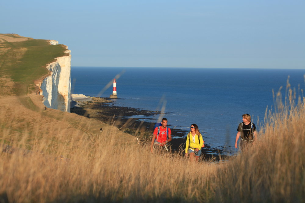 231Heading from Beachy Head to Birling Gap South Downs.JPG