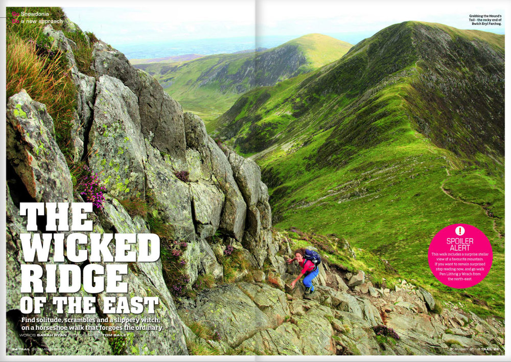 GO Snowdonia - DO a new approach.