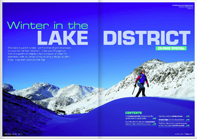 GO The Lake District - DO Winter