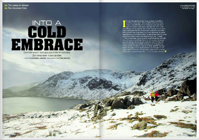 GO The Lakes in Winter - DO The Coniston Fells