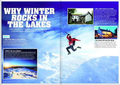 GO The Lake District off-peak - DO Winter exploration