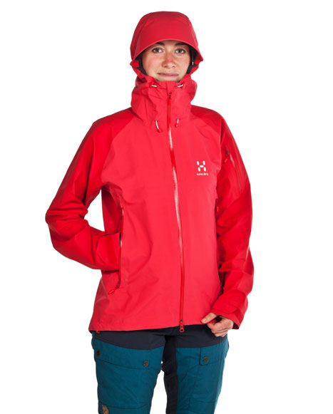 224609f4d Haglofs Roc Spirit womens Jacket Review 2016 — Live for the Outdoors