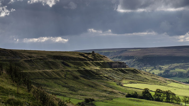Rosedale East Mines (photograph by Paddy Chambers).