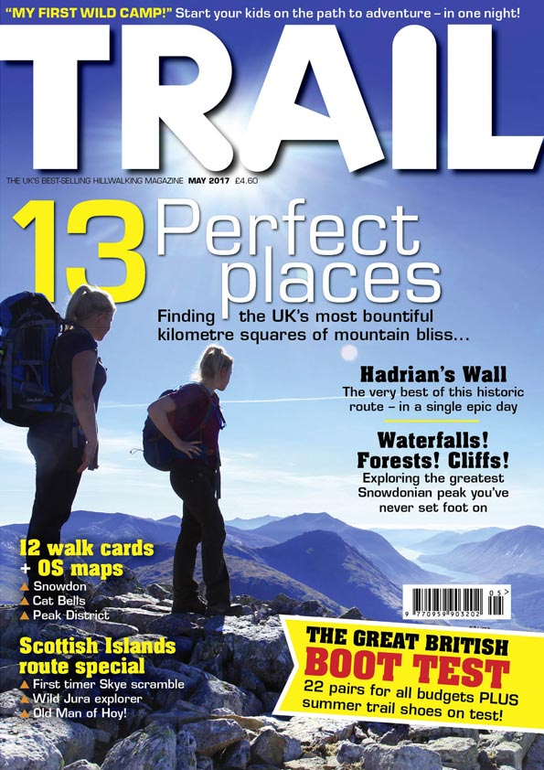 trail magazine may 2017 issue plus 2017 gear guide live for the rh livefortheoutdoors com trail magazine gear guide Guide Gear Catalog
