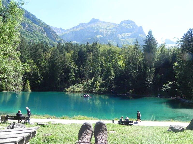 Yvonne Peatman, Blausee, near Kandersteg, Switzerland.jpg