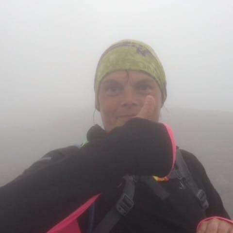 Jacqueline Whalen Crawford, 51, DalbeattieHow did you celebrate?With a stranger I met at start of my walk up Ben Nevis called Phillip. We reached top together and and reached the bottom together – each pushing the other on. -